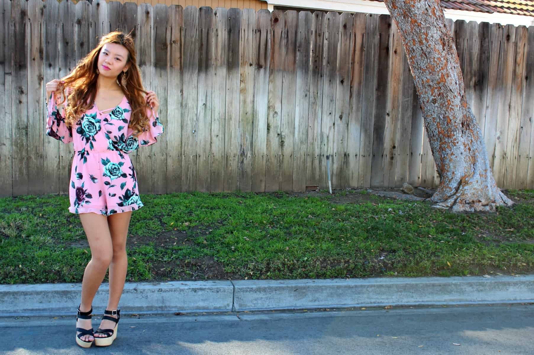 My Romper Obsession