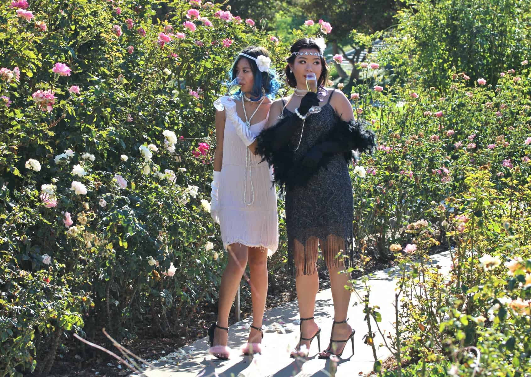 Halloween: Jazzing it Up to the 1920s